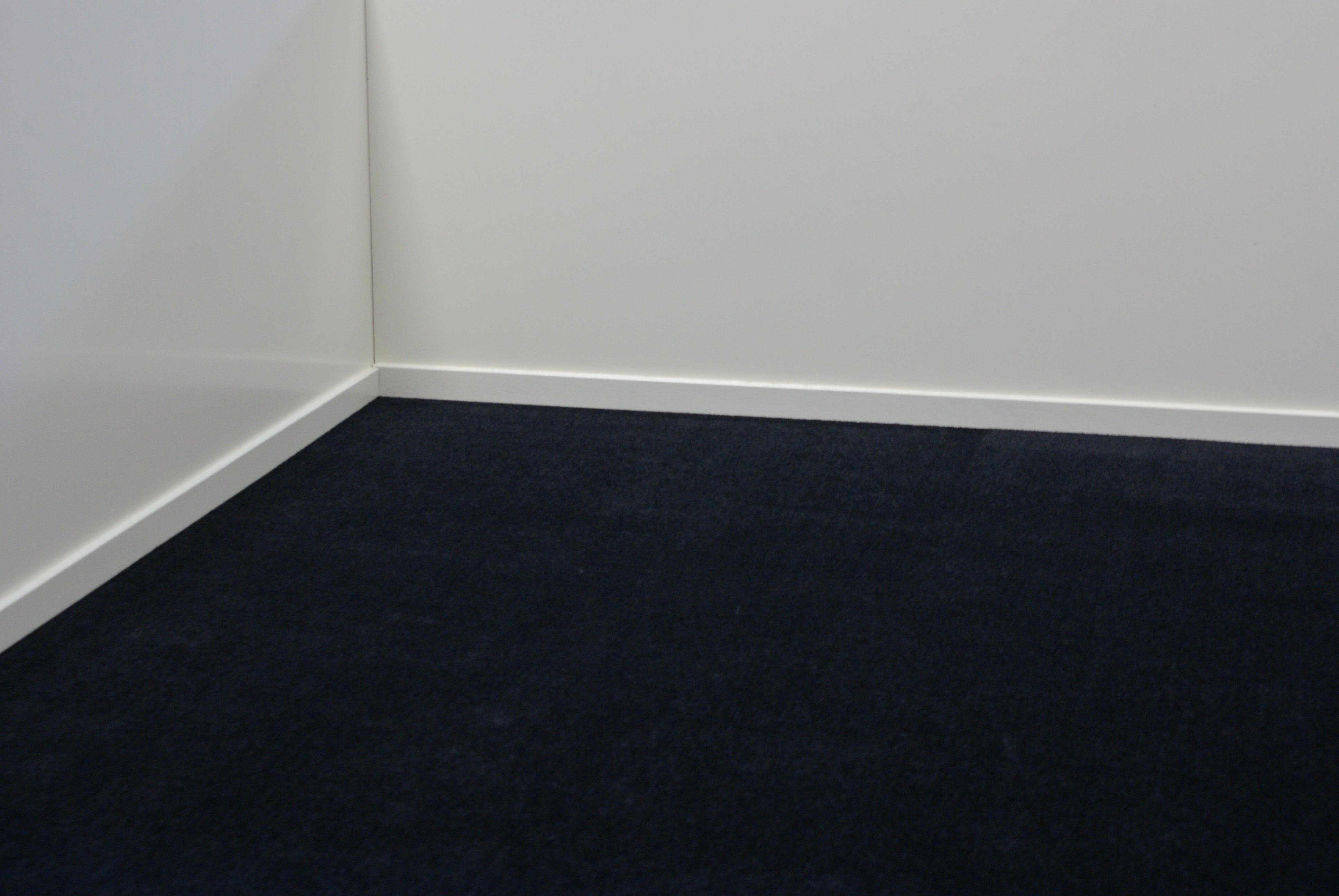 Zwart tapijt - E-Tapijten